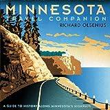 Minnesota Travel Companion, Richard Olsenius, 0816636761