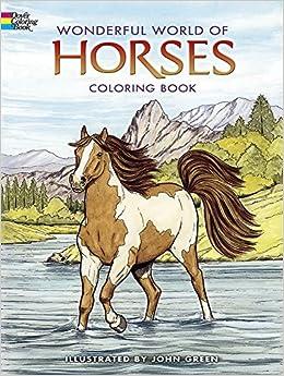 Wonderful World of Horses Coloring Book price comparison at Flipkart, Amazon, Crossword, Uread, Bookadda, Landmark, Homeshop18