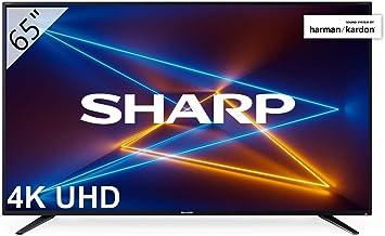 Sharp LC-65UI7252E - UHD Smart TV de 65