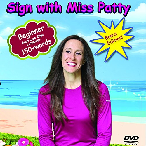 Sign With Miss Patty - Bonus Edition