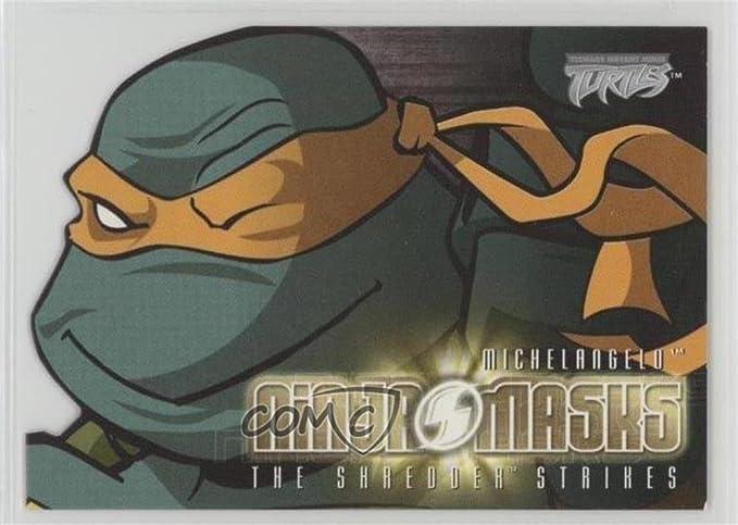 Michelangelo (Trading Card) 2003 Fleer Teenage Mutant Ninja ...