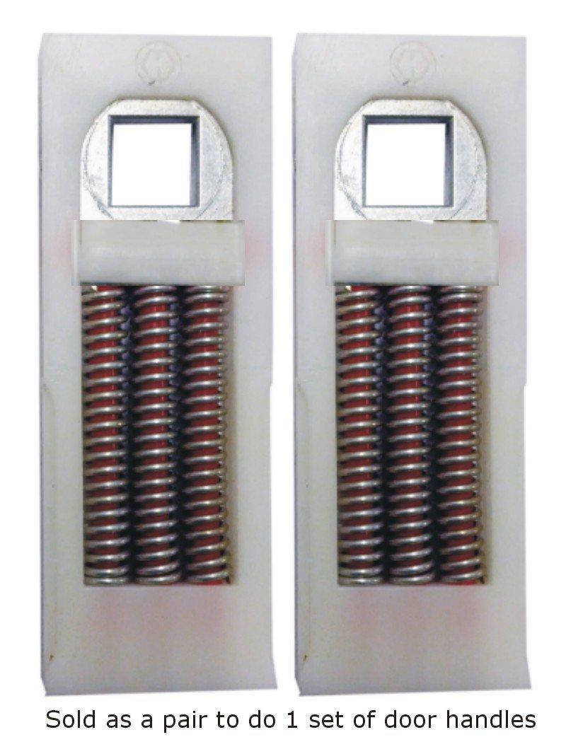 Pair of Hoppe Door Handle Springs Replacement Springs For UPVC Door Handles