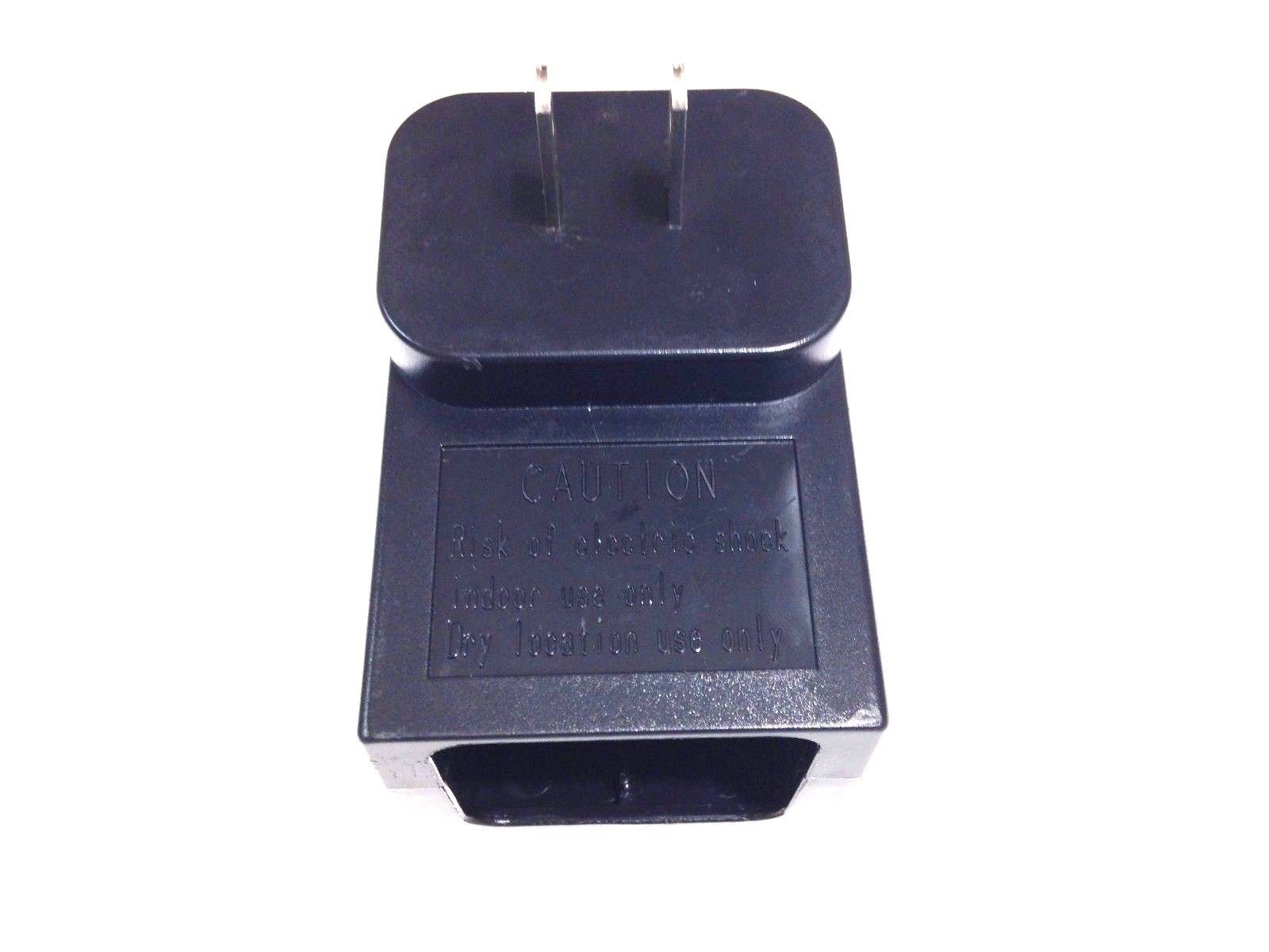 BerucciTM Black 7.2V Charger for Swivel Sweeper G1 G2 G3 Max