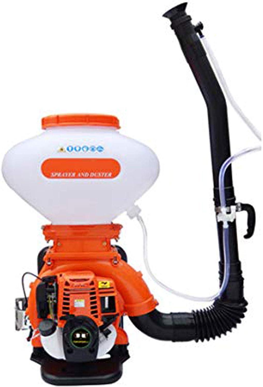 Pulverizador De Gasolina Agrícola De Cuatro Tiempos, Atomizador De Presión De Mochila, Utilizado para Esterilización Y Desmalezado En Huertos Agrícolas