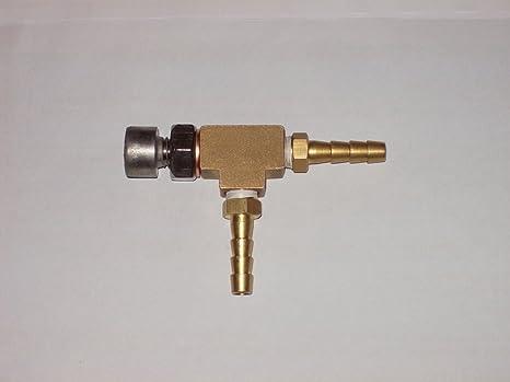 Universal Manual Turbo Controlador De Impulso MBC Válvula de bola y muelle