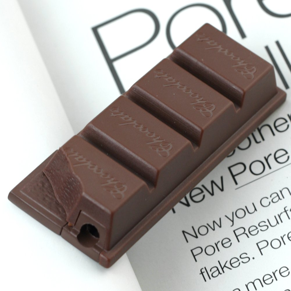 Amazon.com : RHX New Novelty Chocolate Bar Shaped Butane Gas ...