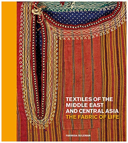 Textiles of the Middle East and Central Asia: The Fabric of Life by THAMES HUDSON (Image #11)