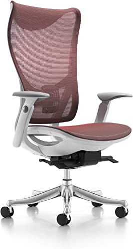 Furmax Mesh Ergonomic High Back Office Desk Chair Adjustable Swivel Task Chair