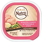 Nutro Wet Dog Food Cuts In Gravy Roasted Turkey & Vegetable Stew, (24) 3.5 Oz. Trays Review