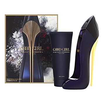 e6e09f85de Amazon.com : Carolina Herrera Good Girl 2 Piece Gift for Women : Beauty