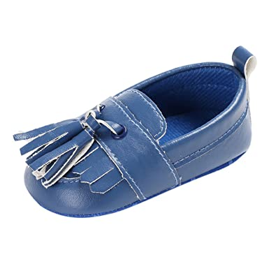 YanHoo Zapatos para niños Zapatos de bebé Zapatos de niño Zapatos de bebé Niño Niña Cuna