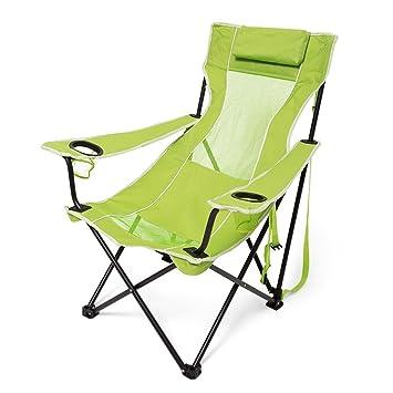 Grandes sillas plegables al aire libre Silla de salón Silla ...
