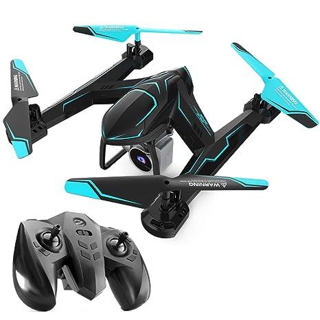 WANGKM Mini Drones, para Niños Principiantes Control Remoto ...
