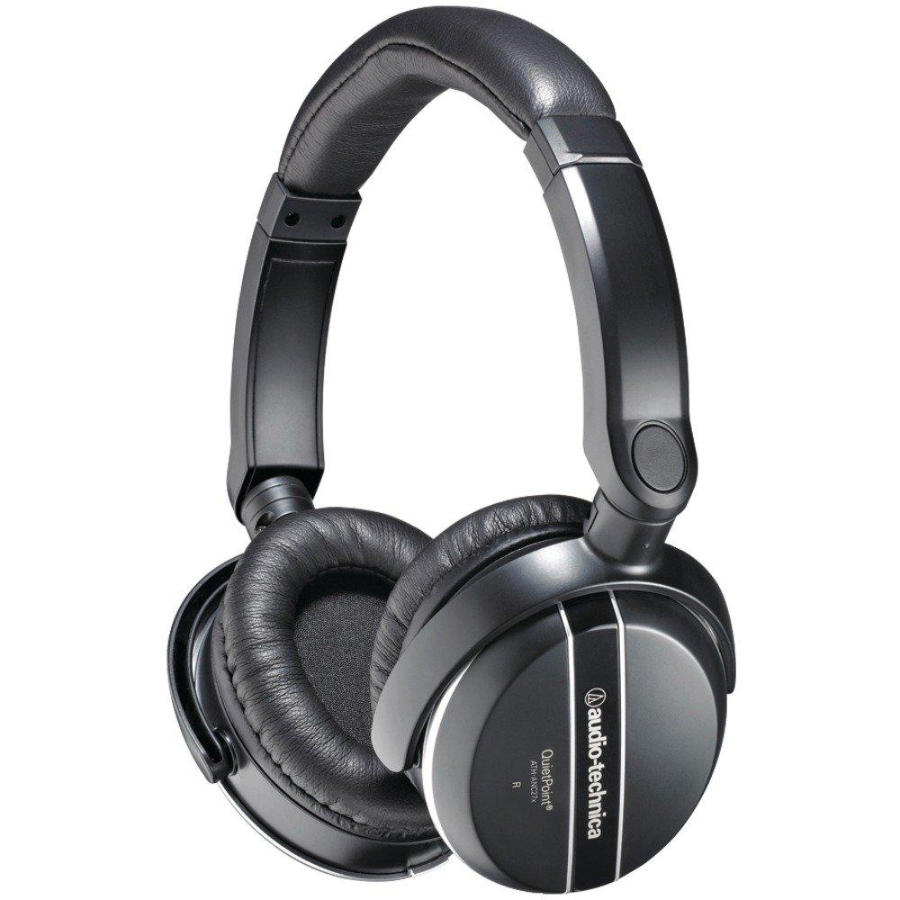 AUDIO TECHNICA ATH-ANC 27 x noise-aislantes de on-ear ...