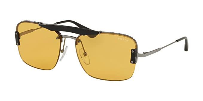 Amazon.com: Prada PRADA EVOLUCION PR 56VS - Gafas de sol ...