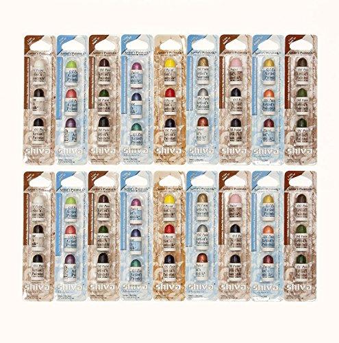 Jack Richeson Classroom Pack Shiva Paintstik, 1.5 X 625