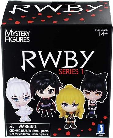 RWBY Series 3 Mystery Mini 9 Vinyl Figure Lot Ruby Weiss Blake YANG jaune Nora