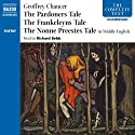 The Pardoner's Tale Audiobook by Geoffrey Chaucer Narrated by Richard Bebb