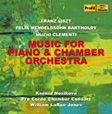 Music for Piano & Chamber Orchestra