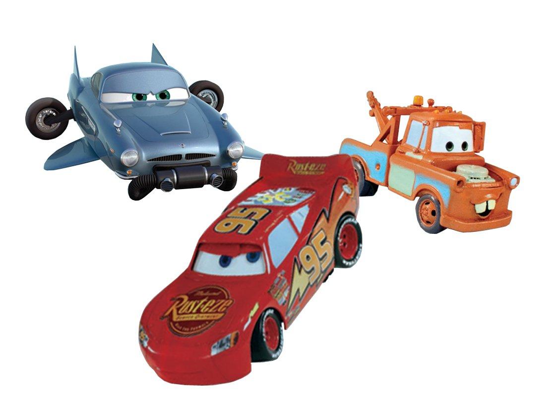 Disney Pixar Cars 3er Set Wasserspielzeug 25117
