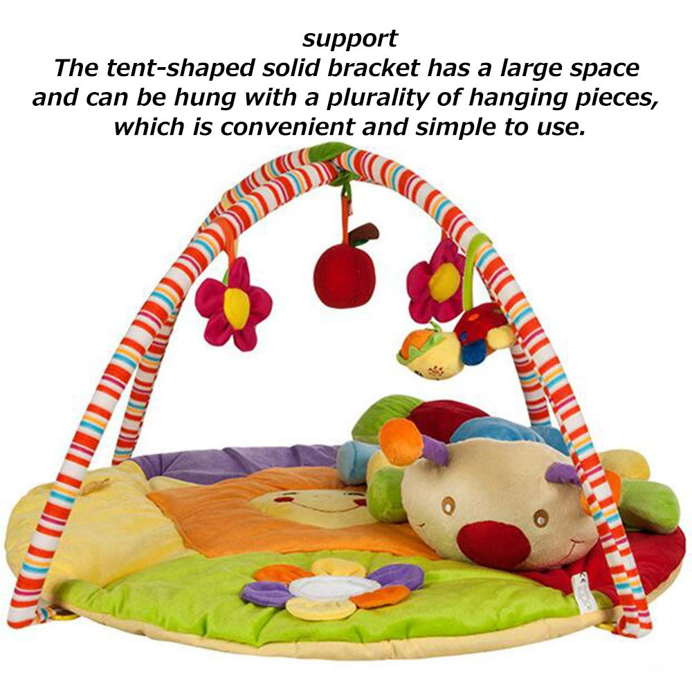 Amazon.com: Bedside guardrail Portable Baby Game Pad, Super ...