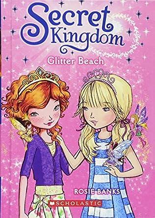 book cover of Glitter Beach