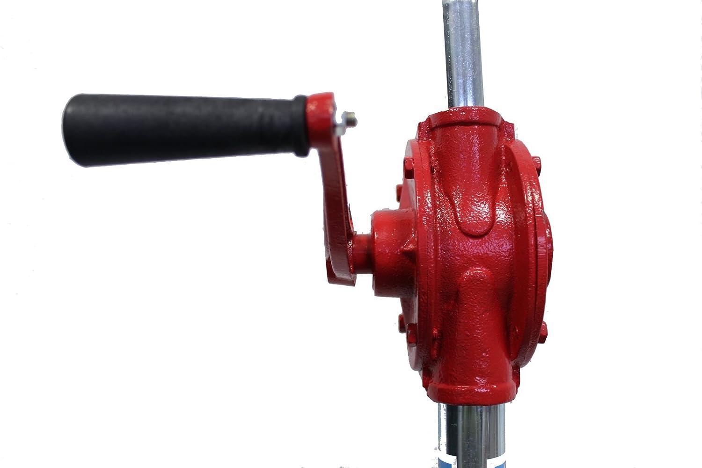 Kurbelpumpe fasspumpe kurbelfasspumpe handpumpe umf llpumpe dieselpumpe lpumpe amazon de auto