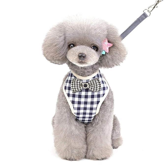 Goforwealth - Arnés para Cachorros, Correa Ajustable para Mascotas ...