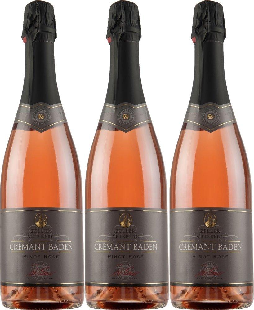 Weinmanufaktur Gengenbach Zeller Abtsberg Crémant Baden Pinot Noir ...