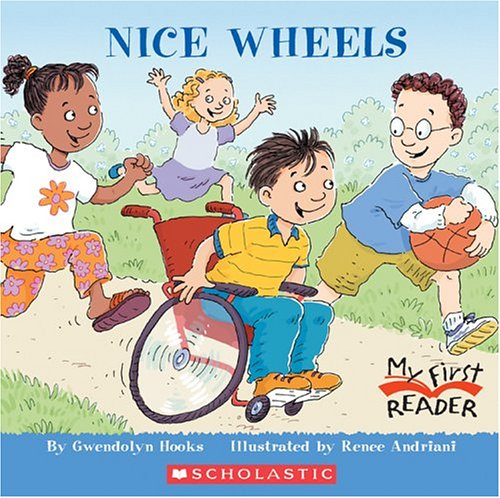 (Nice Wheels (My First Reader) )
