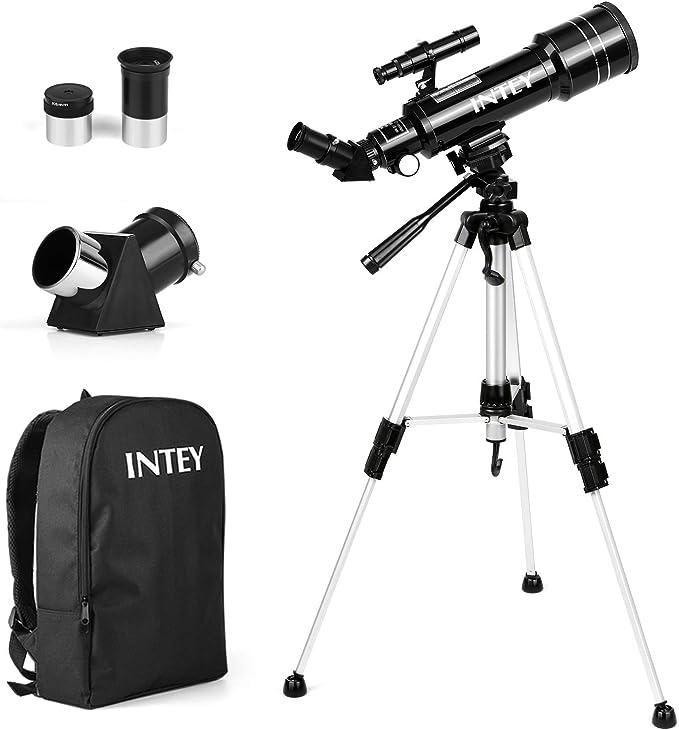 Intey Astronomie Teleskop 70 Mm Refraktor Teleskop Kamera