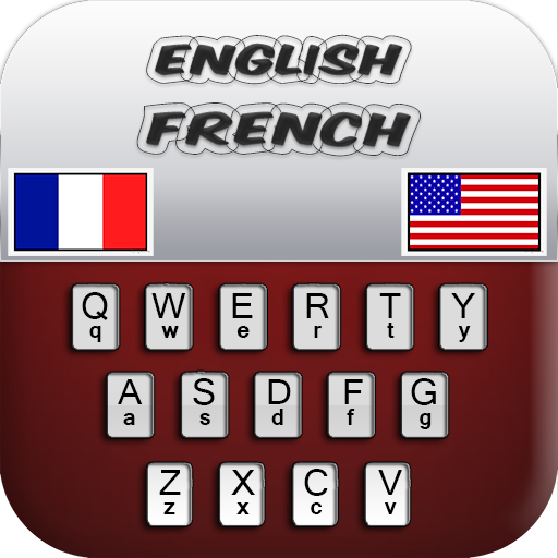 Fabulous French keyboard - Best French Typing (The Best Emoji Keyboard)