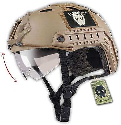 ATAIRSOFT PJ Type Tactical Multifunctional Fast Helmet