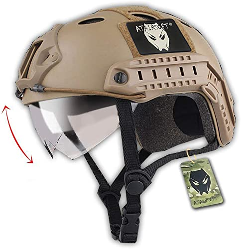 Atairsoft PJ Type Tactical Multifunctional Fast Helmet