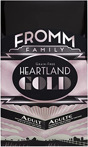 Fromm Family Foods 727064 Prairie 26 Lb Gold Adult Dry Dog Food 1 Pack
