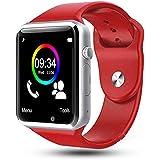 Teepao Smartwatch, Reloj Deportivo con Ranura para Tarjeta SIM, Pulsera Actividad, Reloj…