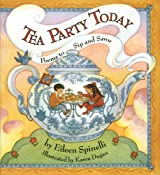 Tea Party Today: Poems to Sip and Savor