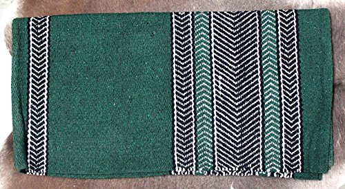 CHALLENGER 32×64 Acrylic Western Show Trail Horse Saddle Blanket Navajo 3738