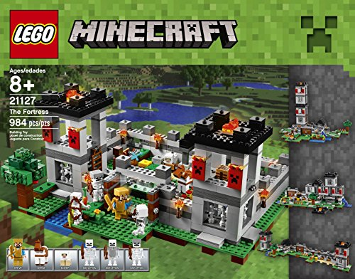 aeropost com saint martin lego minecraft 21127 the fortress