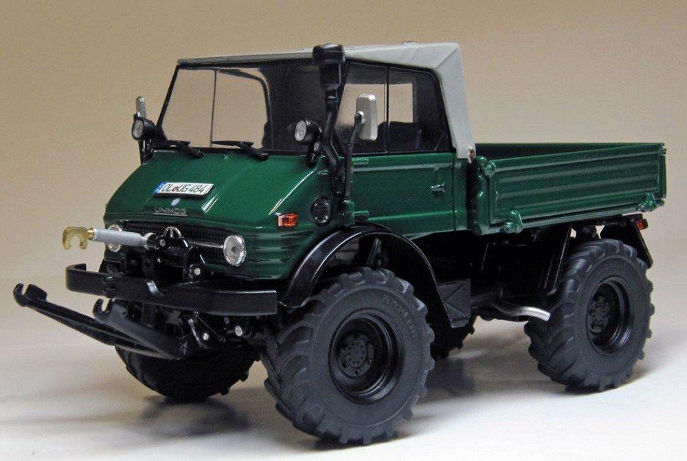 Weise-Toys weise-toys1048 Unimog 406 (U84) mit Soft-Top (Version 1971– 1989) (2016)' Truck Modell Weise-Toys_1048