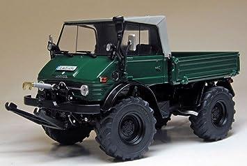 Weise-Toys Weise-Toys1048 Unimog 406 (U84) con Tapa Blanda (versión 1971-1989) (2016): Amazon.es: Juguetes y juegos
