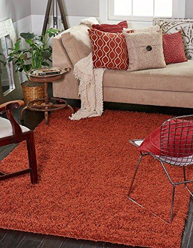 modern-plush-2-feet-by-3-feet-2-x-3-solid-shag-terracotta-contemporary-area-rug