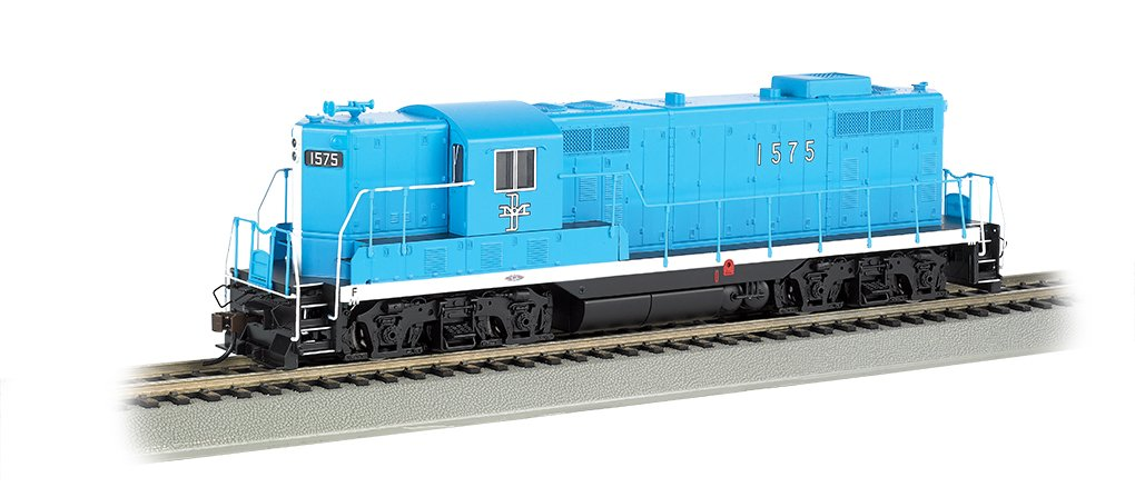 Bachmann EMD GP7 Sound Value Equipped Locomotive - BOSTON & MAINE #1575 (McGinnis blue & black) (HO Scale) Bachmann Industries Inc. 65605