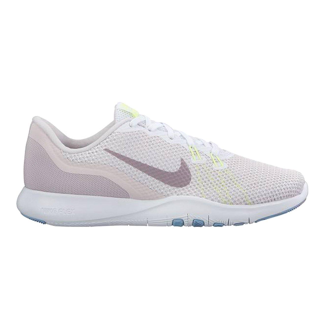 MultiCouleure (blanc Elemental Rose 104) Nike Flex Trainer 7, Chaussures de Running Compétition Femme 36 EU