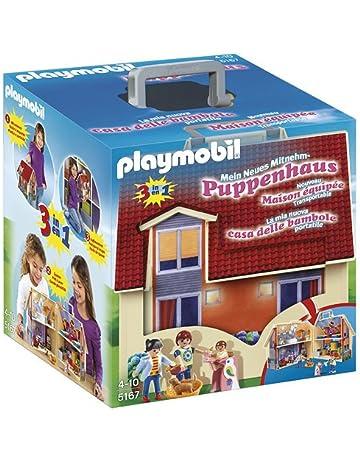 a5280878340977 Playmobil - 5167 - Jeu de Construction - Maison Transportable