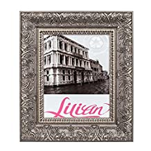 Lilian Dark Brown Display 5x7 Inch Desk/Wall Picture Frame, Choose PS Polymer Material Environmental Protection.