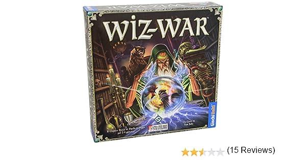 Fantasy Flight Games- Wiz-War Juego de Mesa: Amazon.es: Juguetes y juegos