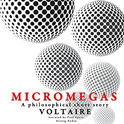 Micromegas: A philosophical short story
