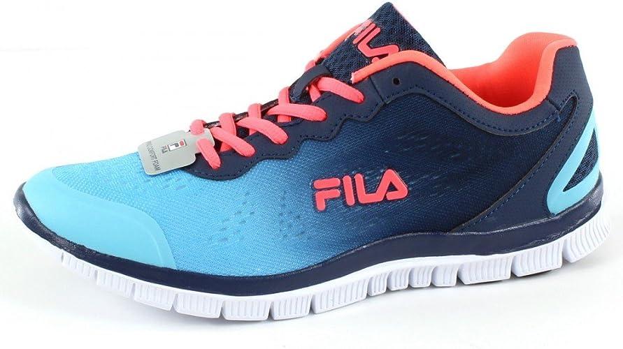 Fila METRIQUE II G Low WMN, Zapatillas para Mujer, Multicolor ...