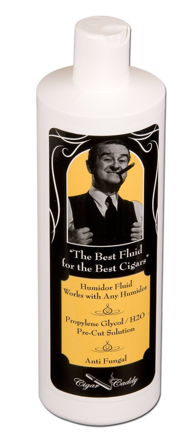 Cigar Caddy 16oz Humidifier Solution 12 Pack